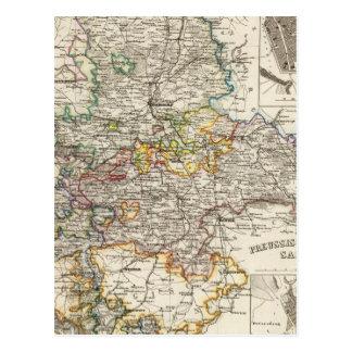 Alemania y Prusia Postales