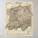 Alemania y Suiza Póster