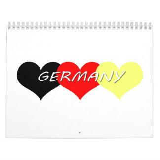 Alemania Calendarios