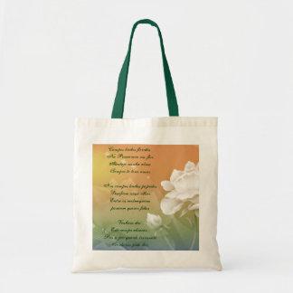 Alentejo bag, Spring in flower Tote Bag