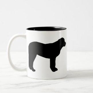 Alentejo Mastiff Two-Tone Coffee Mug