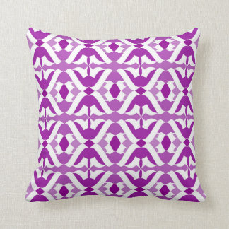 ALEPH 8 PATTERN THROW PILLOW