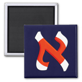 Aleph Japan.png 2 Inch Square Magnet