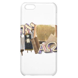 Aleph Tav / Alpha & Omega iPhone 5C Case