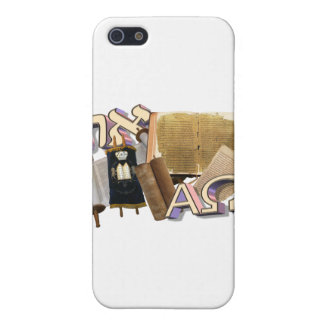 Aleph Tav / Alpha & Omega iPhone SE/5/5s Case