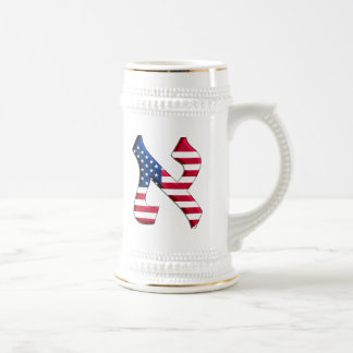Aleph Usa.png Beer Stein