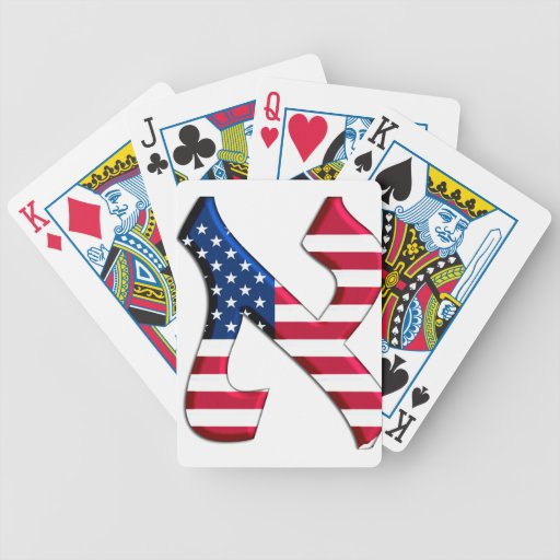 Aleph Usa.png Deck Of Cards