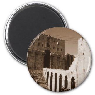 Aleppo 2 Inch Round Magnet