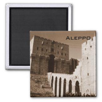 Aleppo 2 Inch Square Magnet