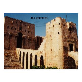 Aleppo Post Card