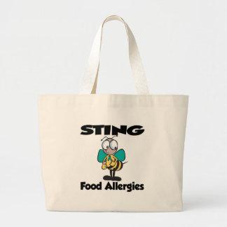 Alergias alimentarias de STING Bolsa
