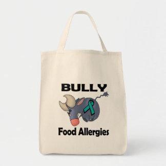 Alergias alimentarias del matón bolsa de mano