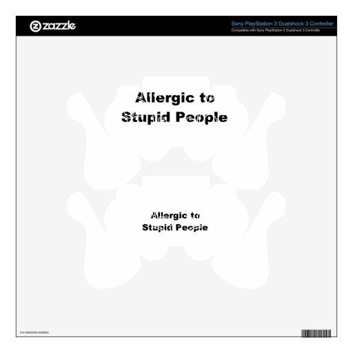 Alérgico Skins Para Mandos PS3
