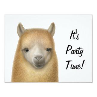 Alert Alpaca Invitation
