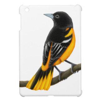 Alert Baltimore Oriole Bird iPad Mini Case