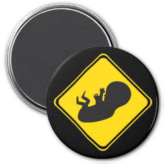 Alert: Fetus Ahead! Magnet