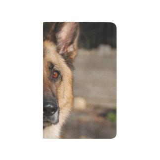 Alert German Shepherd Journals
