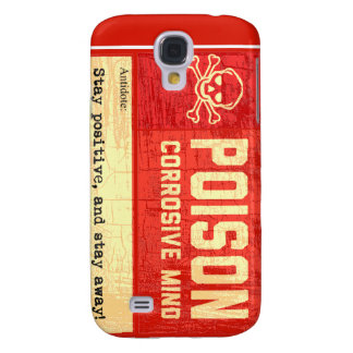 Alerta of poison corrosive Mind Samsung Galaxy S4 Cover