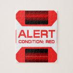 ¡Alerta roja! Puzzles Con Fotos