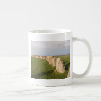 Ales Stenar ~ Sweden Classic White Coffee Mug