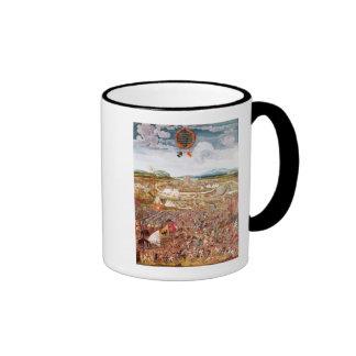 Alesia Besieged by Julius Caesar Coffee Mug