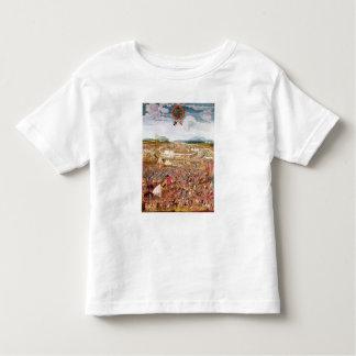 Alesia Besieged by Julius Caesar Toddler T-shirt