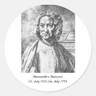 Alessandro Besozzi Classic Round Sticker