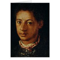 Alessandro de Medici by Agnolo Bronzino