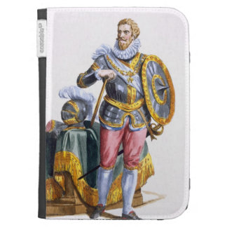 Alessandro Farnese (1546-92) Duke of Parma from 'R Cases For The Kindle