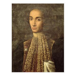 Alessandro Scarlatti Tarjeta Postal