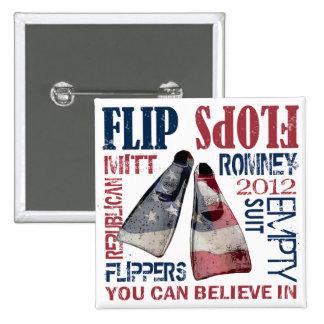 Aletas para el Pin de Romney
