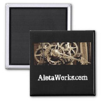 AletaWorks com Magnate Refrigerator Magnets