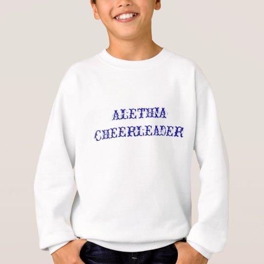 ALETHIACHEERLEADER - Customized Sweatshirt
