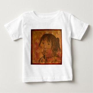 Aleut Madonna Baby T-Shirt