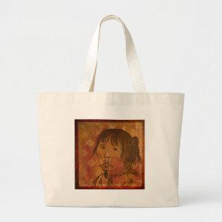 Aleut Madonna Tote Bag