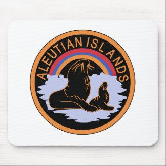 Aleutian Islands Command Mousepad