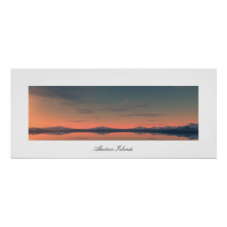 Aleutian Islands Poster