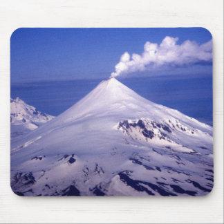 Aleutian Islands Volcano Mousepads