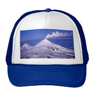 Aleutian Islands Volcano Trucker Hat