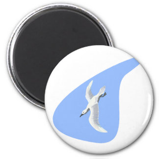 Alex Albatross Magnet