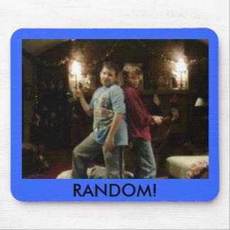 Alex and Cody, RANDOM! Mouse Pad