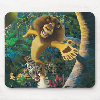 Alex and Marty Balance Mouse Pad