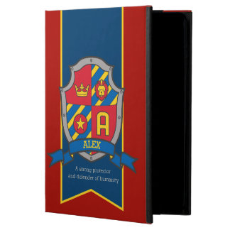 Alex crest A name and meaning ipad case