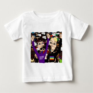 Alex & Fritz @ The Rally Baby T-Shirt