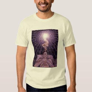 alex gray/aldous huxley tee shirt
