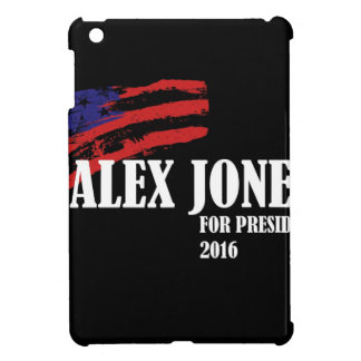 Alex Jones for President 2016 Cover For The iPad Mini