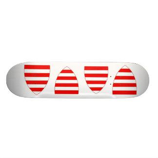Alex K Kingdom Hungary2 Hungary Custom Skateboard