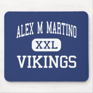 Alex M Martino - Vikings - Junior - New Lenox Mouse Pad