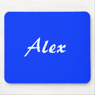Alex Mouse Pad