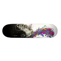 "Alex Pardee ""Escaped Convict(ion)"" Skateboard Deck"